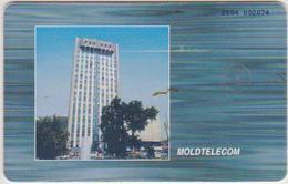 #13 - MOLDOVA-01 - 01/00 - 150.000EX. - Moldova