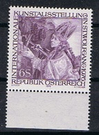 Oostenrijk Y/T 1344 (**) - 1945-.... 2ème République