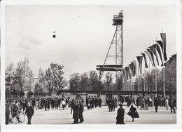 EXPOSITION NATIONALE ZURICH - 1939 - TELEPHERIQUE -1.06.39 - TTB - ANIMEE - ZH Zurich