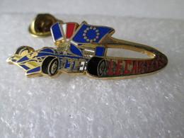 PIN'S    Formule 1 CIRCUIT  LE CASTELLET  Arthus Bertrand - F1