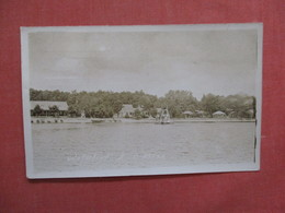 RPPC  Water Front  At Ka Dutchess Co NY  Hyde Park First Day Cancel  1945      Ref 3897 - Sonstige