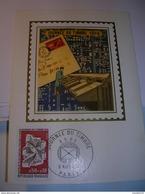 Carte Postale Journée Du Timbre 1974 - France