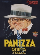 @@@ MAGNET - Panizza Ghiffa Italia - Reklame