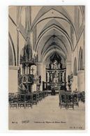 N° 15  DIEST  Intérieur De L'Eglise De Notre Dame - Diest