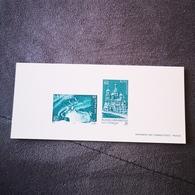 FRANCE FDC GRAVURE épreuve 1er Jour UNESCO LAPONIE SAINT PETERSBOURG 2003 - Collection Timbre Poste - FDC