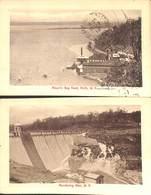 Perth - Mount's Bay Road + Mundaring Weir (2 Postcards 1916) - Perth