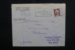 ALGÉRIE - Type Decaris Surchargé EA Sur Enveloppe De Constantine En 1962 Pour La France - L 53547 - Algérie (1962-...)