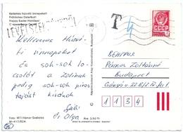 B7205 Hungary Postal History Postage Due - Postage Due