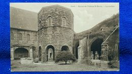Gand Ruines De L'Abbaye St-Bavon Lavatorium Belgium - Gent