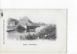 1 Cpa Boussu : Pont Dussart - Boussu