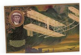 EXPERIENCES D'AVIATION DE WRIGHT   PAU  1909 - ....-1914: Précurseurs