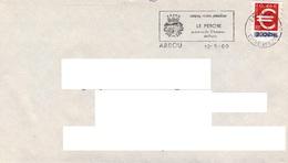 ADH 24 Flamme De ARROU Cachet Du 12/05/2000 - Marcophilie (Lettres)