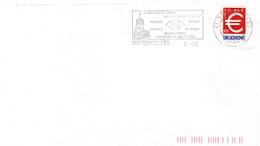 ADH 24 Flamme De BRETONCELLES Cachet Du 02/02/2000 - Marcophilie (Lettres)