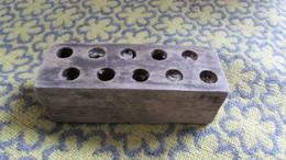 WW1 German Mortar Fuse Wood Box - 1914-18