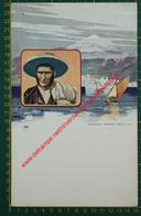 Paquebot Elisabethville - 25 Juillet 1934 - Compagnie Maritime Belge - CMB - Menu - Menus