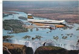 ZAMBIA AIRWAYS  Victoria Falls - Livingstone Zambia - 1946-....: Ere Moderne