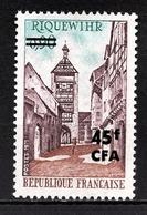 REUNION - Y.T. N° 397  - NEUF** - Isola Di Rèunion (1852-1975)