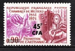 REUNION - Y.T. N° 398  - NEUF** - Isola Di Rèunion (1852-1975)