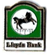 LLOYDS - L4 - LLOYDS BANK - CHEVAL - Verso : SM - Banques