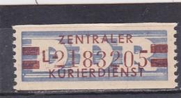 DDR, Dienst: ZKD Nr. 21 L**, Neudruck (T 14580) - DDR