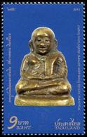 Thailand 2015. Luang Phor Ngern Buddhachote (MNH OG) Stamp - Thailand