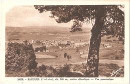 """Dépt 43 - SAUGUES - Vue Panoramique - (Éditeur : """"Léma"""" N° 10628) - Saugues"""