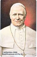 *VATICANO - N. 74* -  Scheda NUOVA (MINT) - Vatican