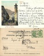 Georgia Russia, TBILISI TIFLIS, La Rue Sur Maïdane, Mosque Islam (1903) Postcard - Géorgie