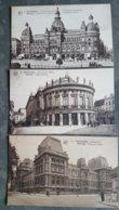 Lot 3x Postkaart Postkaarten Antwerpen Anvers (uitgave Albert) - Antwerpen