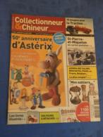 COLLECTIONNEUR & CHINEUR. N°68.16/10/2009. ASTERIX. CITROEN TRACTION. SABLIER. LIVRES ILLUSTRES. ST PIERRE ET MIQUELON . - Newspapers