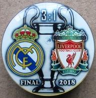 Pin Champions League UEFA Final 2018 Real Madrid Vs Liverpool - Fútbol