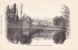 Cassel, Nord, 59, Dans Le Lac D'Oxelaere (pk68029) - Cassel