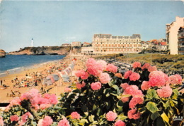BIARRITZ Vue Sur Le Phare Grande Plage 12(scan Recto-verso) MA1150 - Biarritz