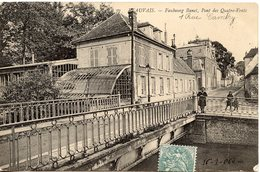 60 BEAUVAIS - FAUBOURG BANEL - PONTS DES QUATRE VENTS - Beauvais