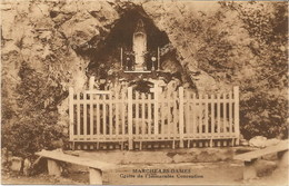 MARCHE-les-DAMES - Grotte De L'Immaculée Conception - N'a Pas Circulé - Namen