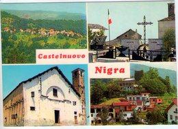 Castelnuovo Nigra (To). Multivisione. VG. - Italia