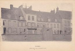 Cassel, Nord, 59, Fontaine De La Grand'Place (pk68043) - Cassel
