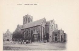 Cassel, Nord, 59, L'Eglise Notre Dame (pk68045) - Cassel