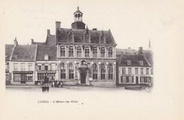 Cassel, Nord, 59, L'Hotel De Ville (pk68048) - Cassel
