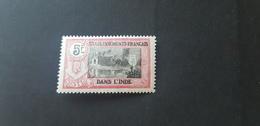 Inde Yvert 55** - Unused Stamps