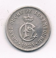 10 CENTIMES 1924 LUXEMBURG /1253 / - Luxembourg