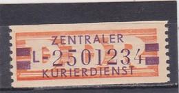 DDR, Dienst: ZKD Nr. 23 L** Neudruck (T 14611) - DDR