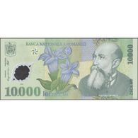 TWN - ROMANIA 112b - 10000 10.000 Lei 2000 (2001) Polymer - Prefix 2B UNC - Roumanie