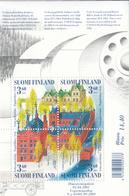 2001 Finland UNESCO Old Rauma   Souvenir Sheet MNH - Finland
