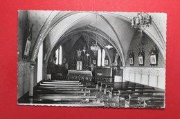 24681  CPA DAINVILLE  : Maison Saint Joseph Chapelle ; Intérieur !! Jolie  Carte Photo !! ACHAT DIRECT !! - Autres Communes