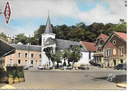 12 / 33   Cpsm         78    La Celle-saint-cloud      Place De L'église - Frankrijk