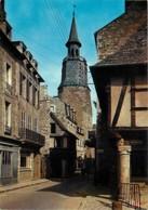 22 - Dinan - La Tour De L'horloge - Carte Neuve - Voir Scans Recto-Verso - Dinan