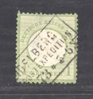 GRX 673  -  Allemagne  -  Reich  :  Mi  7   (o)  Obl. Heidelberg Postexpedition - Gebruikt