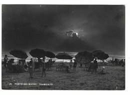 3509 - FORTE DEI MARMI TRAMONTO LUCCA ANIMATA 1949 - Italia