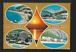 Sutomore- Traveled 1978th. - Montenegro